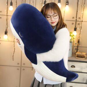 Baleine Géante Peluche