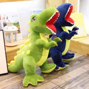 Grande Peluche Dinosaure
