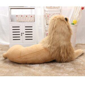 Grande Peluche Lion