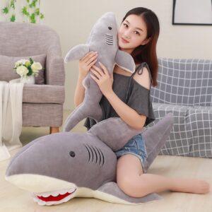 Peluche Requin Géante