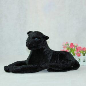 Peluche Géante Panthère Noire