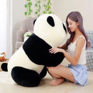 Peluche Panda Géant Pas Cher