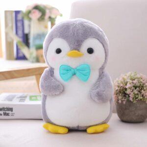 Pingouin En Peluche Géant