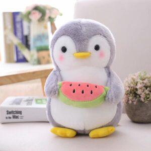 Pingouin Géant En Peluche